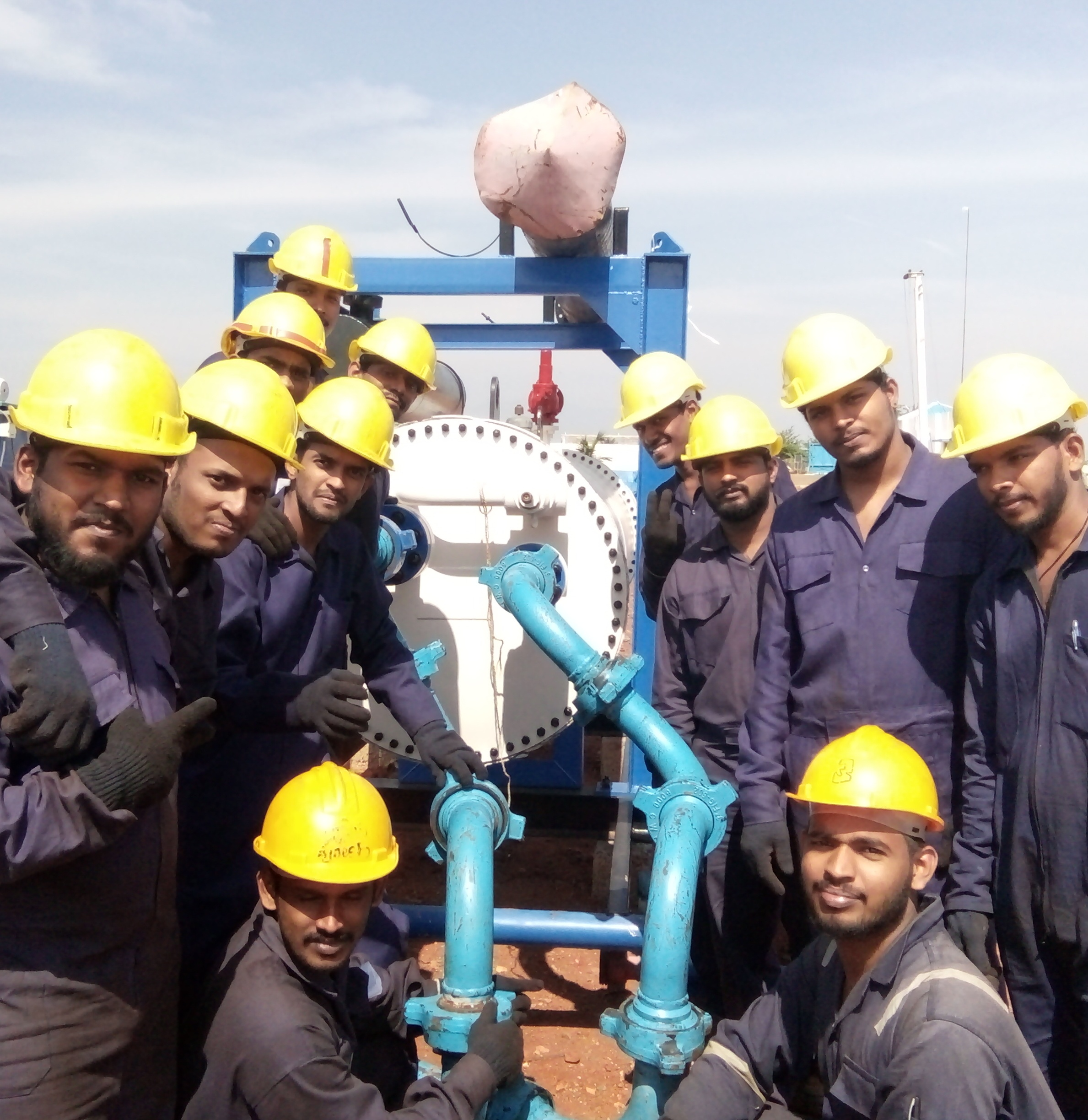 Roustabout Training - Rigtech Oil Field Training Centre